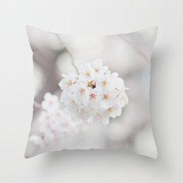 Springy Throw Pillow