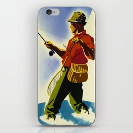 Colorado Fly Fishing Travel iPhone Skin