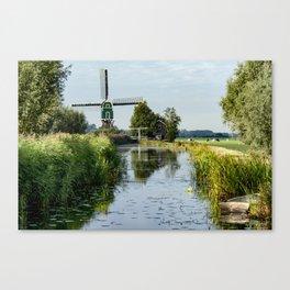 Holland landscape Canvas Print