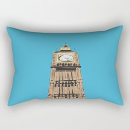 London Big Ben Rectangular Pillow