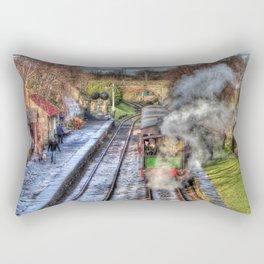 Tantobir Railway Rectangular Pillow
