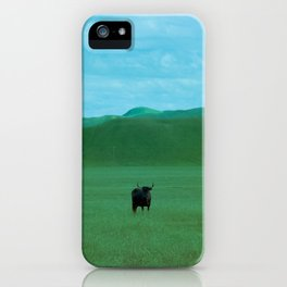 Keeping Distance iPhone Case