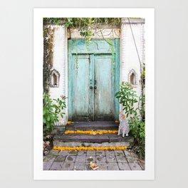 Doorways of the World - Bali Kunstdrucke