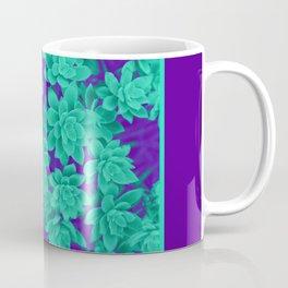Neon Aeonium #society6 #succulent Coffee Mug