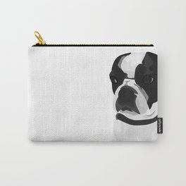 Tucker the Boston Terrier Carry-All Pouch