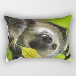 Sloth_20171105_by_JAMFoto Rectangular Pillow