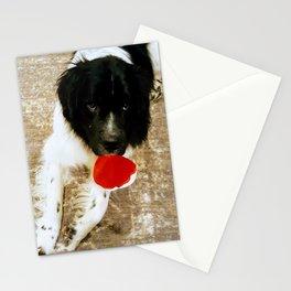 holiday spirit Stationery Cards