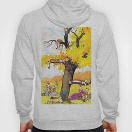 Calvin and Hobbes Hoody