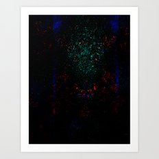 EH-WEANS-HELLO Art Print