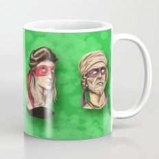 Renaissance Mutant Ninja Artists Mug
