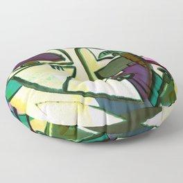 VAN NO GOGH Floor Pillow