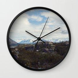 The Yukon Wall Clock