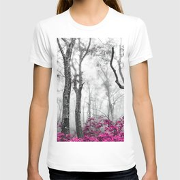 Princess Pink Forest Garden T-shirt