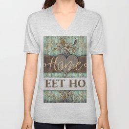 Home Sweet Home Unisex V-Neck