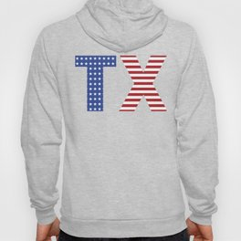 Texas 4th Of July Hoody