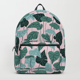 Leaves of lilies Backpack