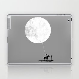 do you want the moon? Laptop & iPad Skin