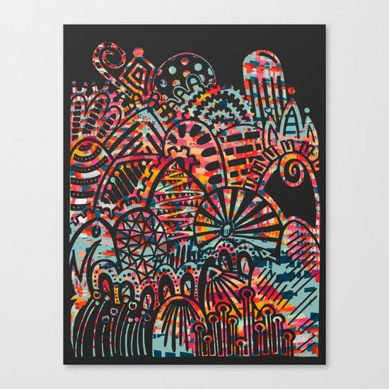 Imprint IV Canvas Print
