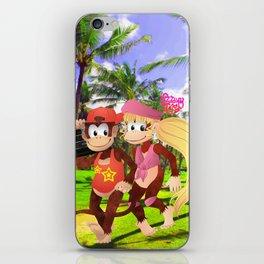 kongquest iPhone Skin