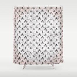 Marble Revolution Multi Shower Curtain