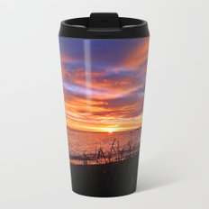 Breaking the Surface Metal Travel Mug