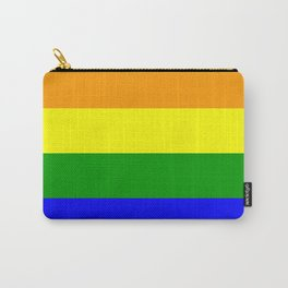 Rainbow Flag Carry-All Pouch