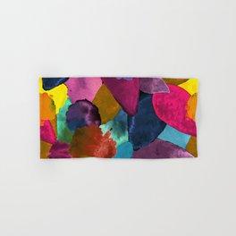 Color crash 4 Hand & Bath Towel