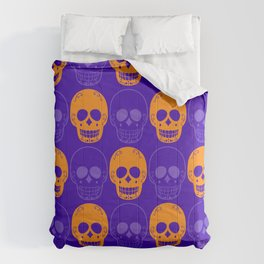 Skulls Pattern Comforters