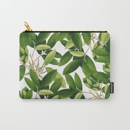 Greenery #society6 #decor #buyart Carry-All Pouch