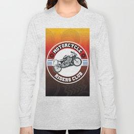 Motorcycle Riders Club Long Sleeve T-shirt