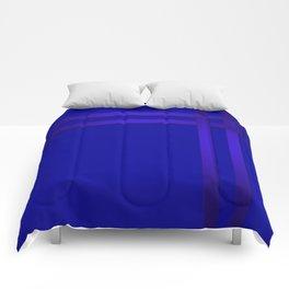 Cobalt blue Comforters