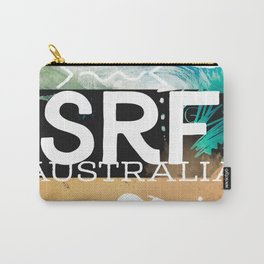 Surfing Surf Australia Carry-All Pouch