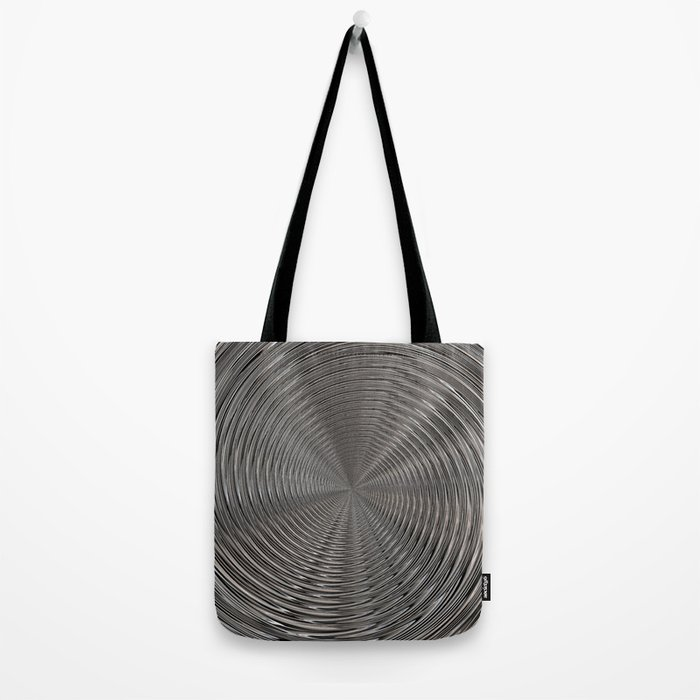 Chrome Tunnel Tote Bag