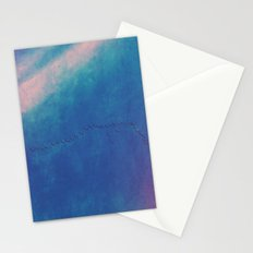 paper wings Stationery Cards