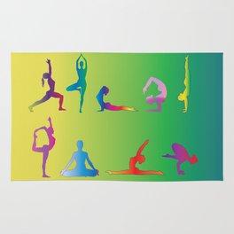 Yoga Rug