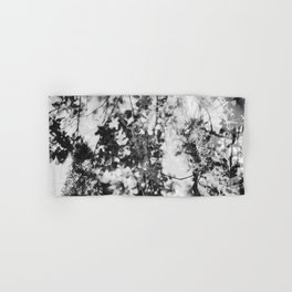 Black and White 03 Hand & Bath Towel