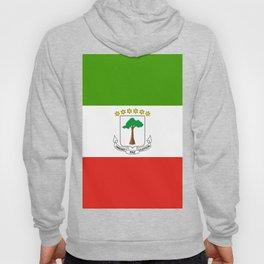 Equatorial Guinea Flag Hoody