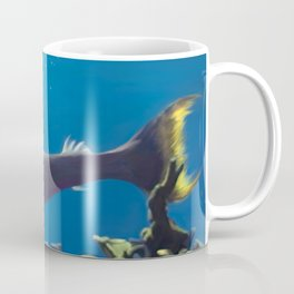 Mermaid - Blue Lagoon Coffee Mug