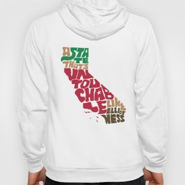The Untouchable State Hoody