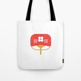 Japan Fan Tote Bag