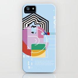 Un autre Regard iPhone Case