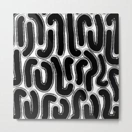 Keith Swiggy Metal Print