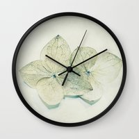 couple Wall Clocks featuring couple by Bonnie Jakobsen-Martin