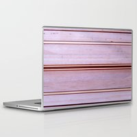 surfboard Laptop & iPad Skins featuring Bolsawood Surfboard Detail by John Lyman Photos