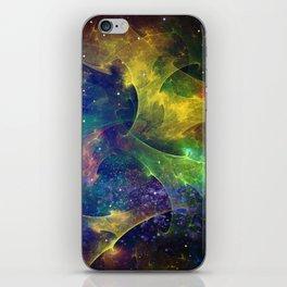 Fractal Galaxy iPhone Skin