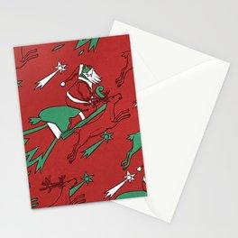 Santa Express Stationery Cards