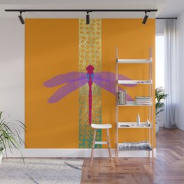 Dragonfly Inti Wall Mural