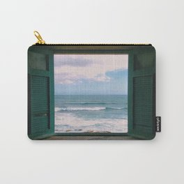 Atlantic Morning Carry-All Pouch