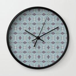 Geometrical patterns Wall Clock