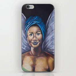 I Had to Grow Wings iPhone Skin
